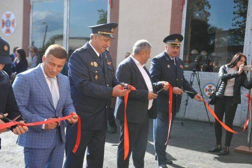 Черкаський інститут пожежної безпеки відсвяткував 45-ту річницю
