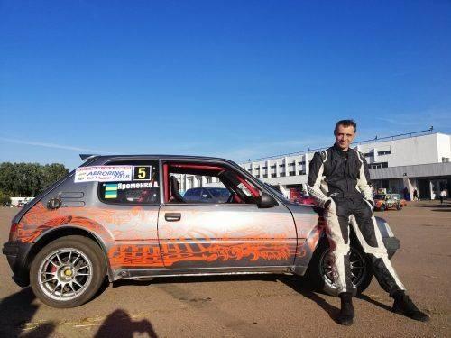 У Черкасах фінішували екіпажі з ралі на серійних авто (фото)