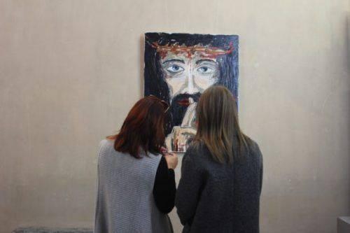 Шевченко по-іспанськи : у картинній галереї відкрили виставку уманських та іспанських художників