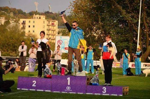 Золотоніський дресирувальник підкорив світовий чемпіонат