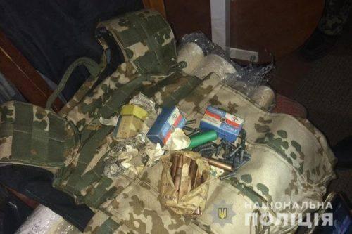 На Черкащині поліцейські затримали чоловіка, який вимагав хабар у розмірі 7,5 тис. євро (фото)