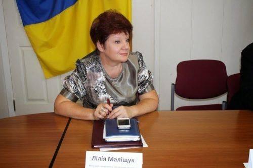 Лілію Маліщук звільнили з Черкаської міської ради