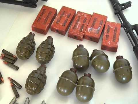 На Черкащині засудили чоловіка, який зберігав боєприпаси та вибухові пристрої