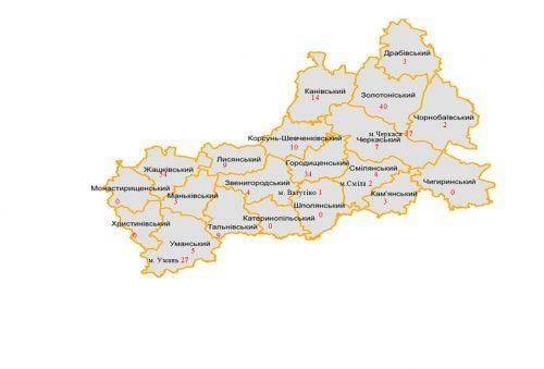 На Жашківщині зафіксовано найбільшу кількість хворих на кір