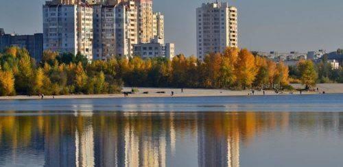Осінь в місті: Черкаси в об'єктивах фотокамер (фото)