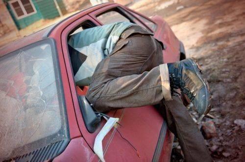 Уманські правоохоронці затримали автомобільного крадія
