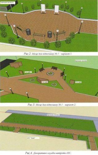 Громадський бюджет: архітектурні проекти для Черкас