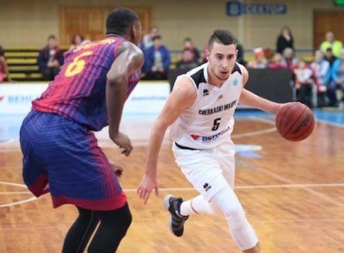 Черкаські баскетболісти перемогли команду із Румунії