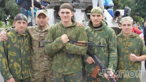 Черкаські спортсмени вибороли нагороди на Кубку України з військово-спортивних багатоборств