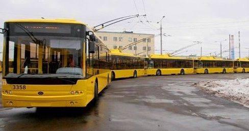 """Черкащани прохають створити новий тролейбусний маршрут """"Санаторій """"Україна"""" - Черкаський аеропорт"""""""