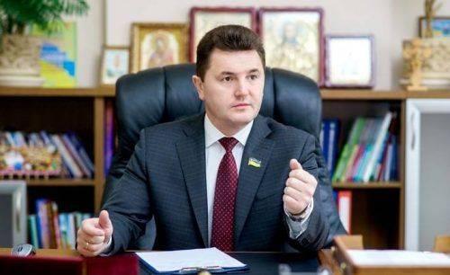 Депутати достроково припинили повноваження голови облради