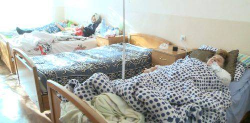 У Смілянській лікарні не увімкнули опалення (відео)