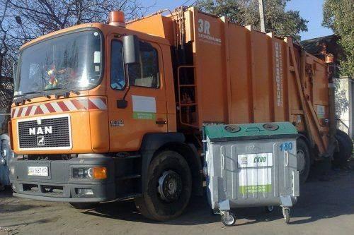 Уманчани зможуть контролювати розрахунки за вивезення побутових відходів