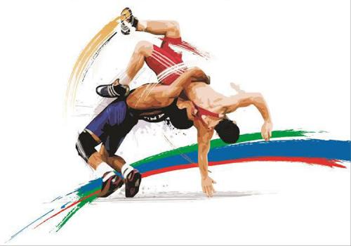 У Черкасах визначили найсильніших на турнірі з греко-римської боротьби