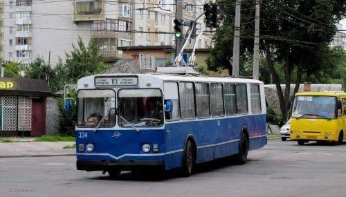 У Черкасах хочуть збільшити кількість тролейбусів на двох маршрутах