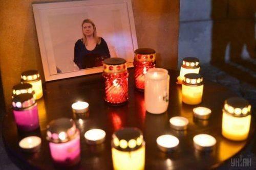 Черкащани долучилися до всеукраїнської акції пам'яті загиблої активістки