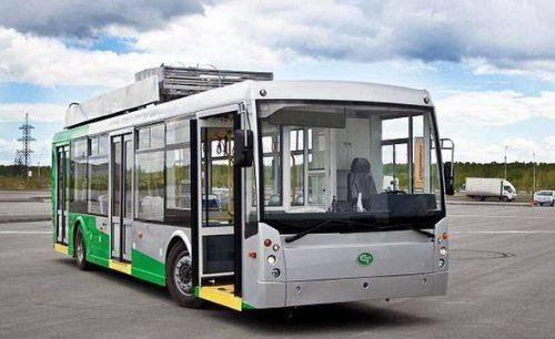 У Черкасах можуть з'явитися тролейбуси, які рухатимуться без електрики