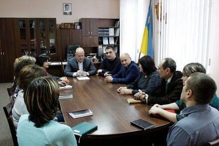 В одному із міст Черкащини представили нового заступника голови районної державної адміністрації