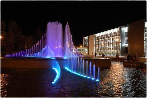 У Черкасах зупинили роботу міських фонтанів