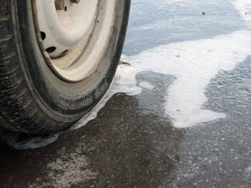 Водіїв Черкащини попереджають про ускладнення на дорогах
