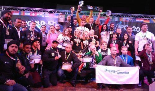 """Чорнобаївські """"Вікінги"""" здобули нагороди на чемпіонаті світу GPA-IPO 2018"""