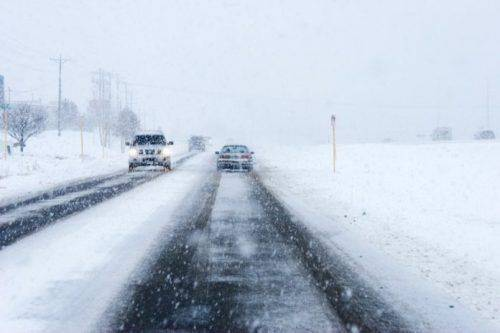 Нова порція негоди: на Черкащині очікується сильний сніг