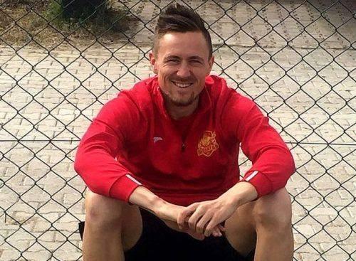 Черкаський футболіст потрапив до переліку кращих гравців Першої ліги (відео)