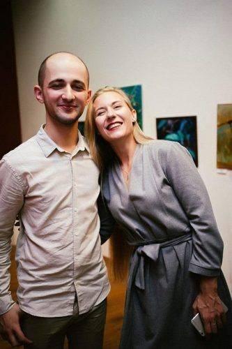 Уманчанка визначала найкращих на міжнародному художньому конкурсі (фото)