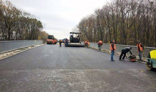 Наприкінці листопада на Черкащині відкриють шляхопровід для руху автотранспорту