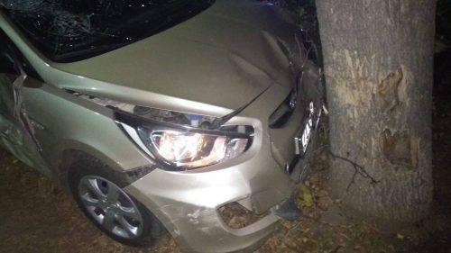 У Черкасах не розминулися дві автівки, є постраждалі (фото)