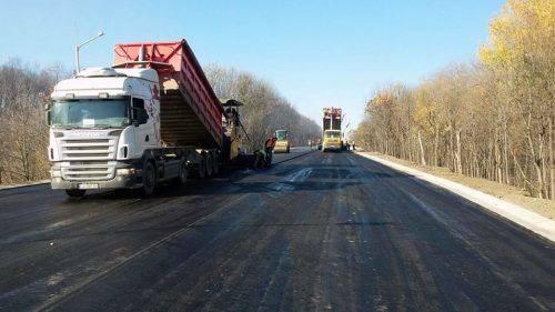 На Уманщині завершується реконструкція шляхопроводу