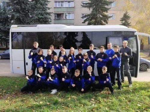Спортсмени Черкащини здобули нагороди Кубку України з традиційного карате