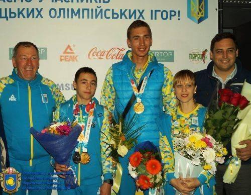 На Черкащині визначено кращих спортсменів жовтня