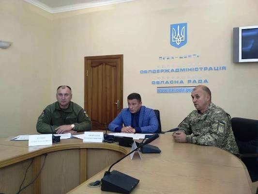 Черкаських призовників не залучатимуть до бойових дій, - військовий комісар Курбет