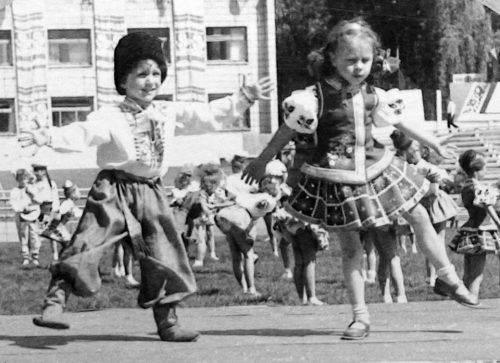 Які вишиванки носили черкащани 30 років тому