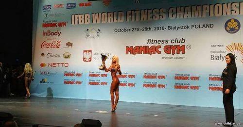 Спортсмени з Черкащини вибороли нагороди чемпіонату світу з фітнесу