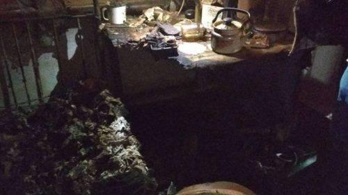 На Черкащині під час пожежі загинула 79-річна жінка