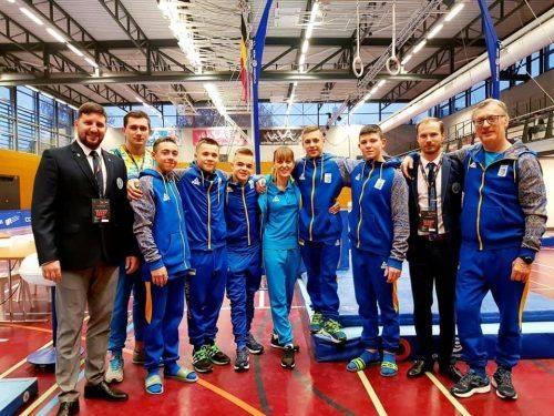"""Гімнасти Черкащини здобули нагороди на міжнародному турнірі """"Swiss Cup Juniors U16"""""""