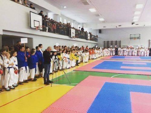 Спортсмени Черкащини увійшли до числа найсильніших на всеукраїнських змаганнях з карате