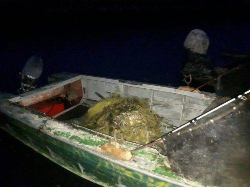 На Черкащині затримали чоловіків, які займалися незаконним виловом риби (фото)