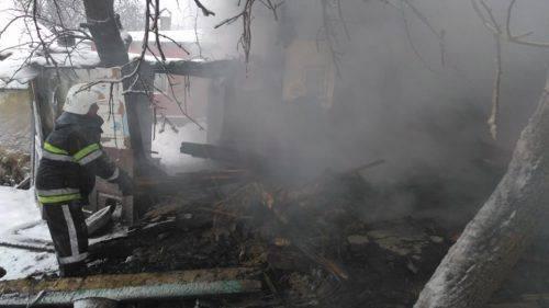На Черкащині літній чоловік загинув під час пожежі (фото)