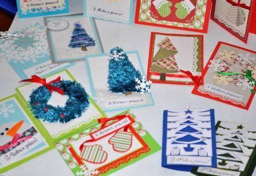 Черкащан навчатимуть виготовляти новорічні прикраси та листівки