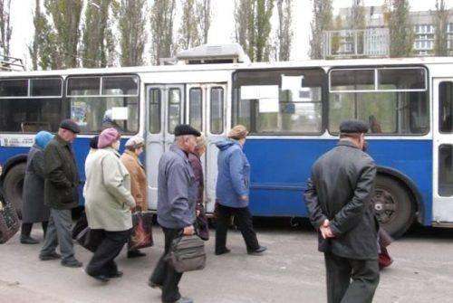 Черкащани пропонують зробити платним проїзд для пенсіонерів у години пік