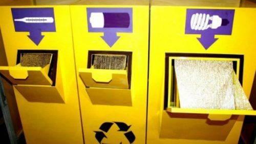 Наступного року у Черкасах хочуть встановити два контейнери для збору небезпечних відходів