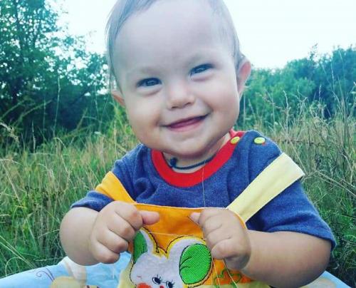 Жителів Черкащини прохають допомогти зібрати кошти на лікування маленького хлопчика