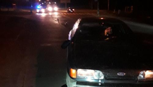 """У Черкасах водій """"Ford Scorpio"""" наїхав на 62-річну жінку"""