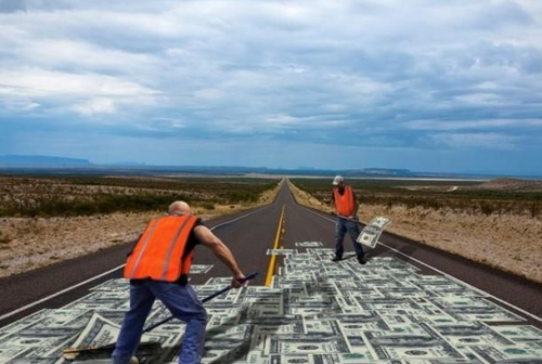 За останні два роки на ремонт черкаських доріг Уряд виділив понад 1,2 млрд грн
