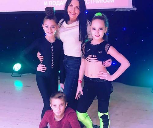 Юні черкаські танцівники підкорили престижні змагання