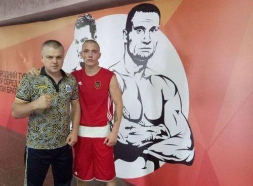 Черкаський боксер здобув срібну нагороду міжнародного турніру