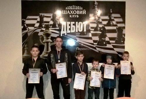 У Черкасах визначили найвправніших на змаганнях із шашок